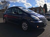 2006 CITROEN XSARA PICASSO 1.6 HDI EXCLUSIVE *10 MONTHS MOT+ FULL SERVICE HISTORY+ ONLY 94000 MILES*