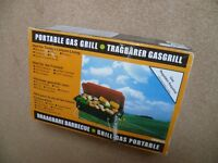 Small gas barbecue