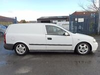 FINANCE AVAILABLE!! NO VAT!! This astra van 2.0l can be owned for just £80 per month