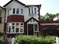 Lovely spacious four double bedroom house to let