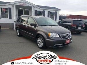 2014 Chrysler Town & Country Touring-L $162.35 BIWEEKLY!!!