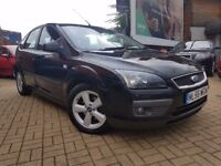 FORD FOCUS 1.6 ZETEC CLIMATE HATCHBACK 5 DOORS PETROL MANUAL BLACK