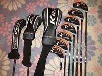 Cobra King F6 golf set