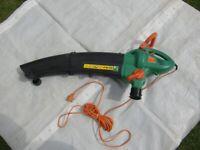 Challenge leaf blower . no bag