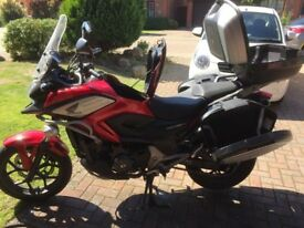 Honda NC750X Adventure For Sale