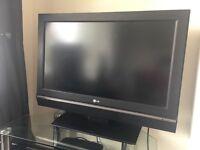 32 inch LG Flat screen HD ready TV with virgin box