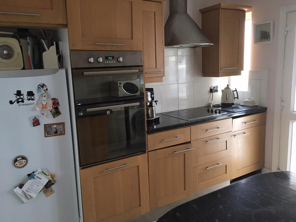 Old Fashioned Kitchen Hob ~ Kitchen units cooker hob in rhiwbina cardiff gumtree