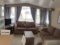 STATIC CARAVAN FOR SALE - NORTH WALES SITED TY MAWR TOWYN
