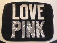 Victoria's Secret PINK limited edition laptop case