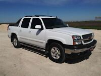 2006 Chevrolet Avalanche LT Rated A+ by the B.B.B