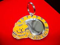 SUPER CUTE ENGRAVABLE TAGS FOR YOUR CAT/DOG