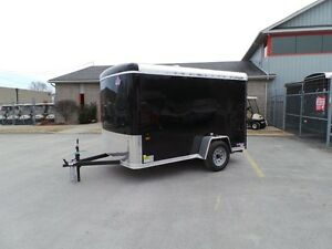 2018 US Cargo TSPP610SA - Ramp Door Enclosed Trailer