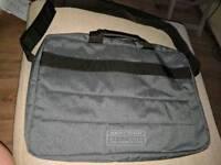 HP Laptop bag grey and black NEW