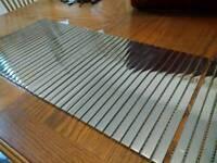 Chrome Edging tiles