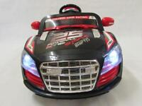 Audi style ride on cars with parental controls brand new