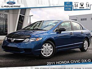2011 Honda Civic **DX-G*A/C*CRUISE*GROUPE ELECTRIQUE**
