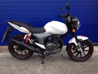 2016 GENERIC CODE 125 SPORTS NAKED , HPI CLEAR , FULL SERVICE HISTORY , VERY GOOD CONDITION