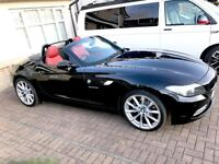 BMW Z4 – SDrive 23i Highline Edition – 2.5ltr - Immaculate - Full BMW Service History