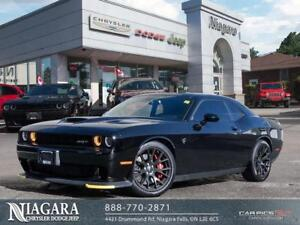 2016 Dodge Challenger SRT HELLCAT | 6SPD MAN. | RARE | TRIPLE BL