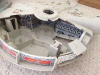 Various vintage Star wars Toys