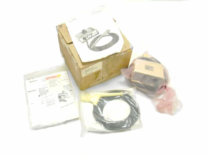 New Raychem Aa-400-32-mk3-suphtr-120v Aa-400 Mark Iii With Accessories