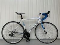 "Specialized Allez Sport (Race Spec.) 105 Alu/Carbon Road Bike NEAR NEW!! (21""/54cm)"