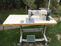 Jack walking Foot industrial sewing machine