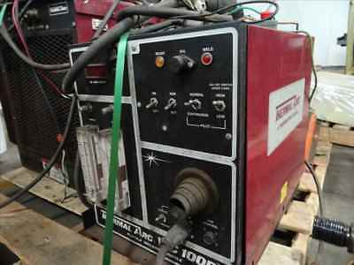 Thermadyne Thermal Arc Wc 100b Plasma Welding Console B38689