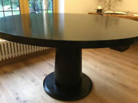 Designer Liang & Eimil Ancora Round Dining Table rrp£1500 - 1 month old/immaculate -*Poss Delivery*