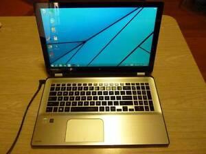 "Toshiba Satellite P50W-B Flipscreen 15.6"" laptop Fairlight Manly Area Preview"
