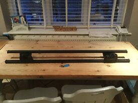 Freelander roof bars