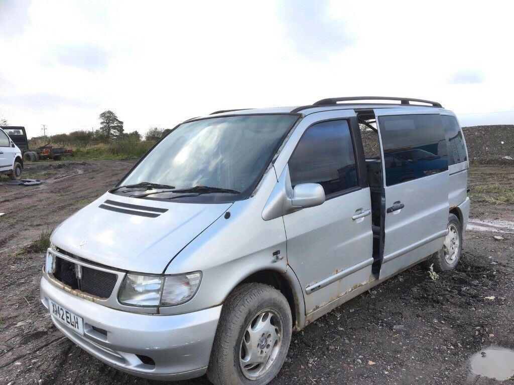Mercedes Vito travalainer mini Bus van Spare parts