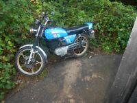 bike for sale suzuki gp 125