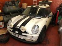 Mini One 2003 1.4 Diesel Spares or repairs