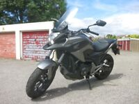 2014 Honda NC750X - Great condition, 1 owner, FSH