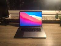 "Macbook Pro 15"" 2018, 512gb - Brand New Battery & Keyboard (SWE keyboard)"