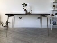 Modern 6 person dining table - £100 - Dalston