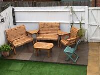 Garden furniture (brand new)