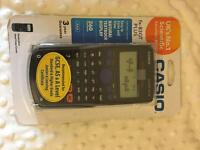 New Casio FX-83GT Calculator