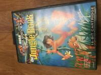 Sega megadrive jungle book