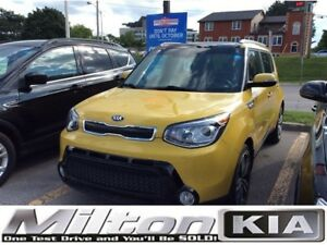 2014 Kia Soul SX Luxury | NAVIGATION | LEATHER | SUNROOF