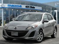 2011 Mazda MAZDA3 GX- -POWER FEATURES - 4 SPEAKERS