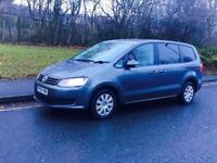 2013 Volkswagen Sharan 2.0 TD BlueMotion Tech MPV 5dr Diesel DSG ***AUTO** NOT GALAXY ALHAMBRA