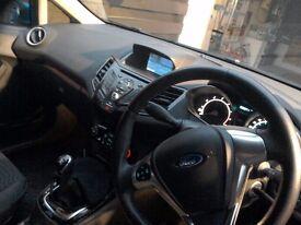 Ford fiesta zec sat nav elec windows f b lec fold in middle heated front seats blue to