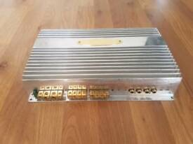 Genesis compact 4 channel amplifier amp