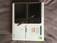 Nintendo DSiXL Brown Bundle