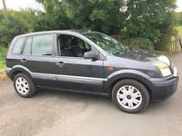 FORD FUSION 1.4 CLIMATE 2007 ***12 MONTHS MOT ***ONLY 79000 MILES***