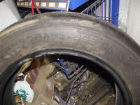 UNUSED SPACE SAVER TYRE NEW 125 90 16 MG ROVER MERCEDES FOCUS MONDEO