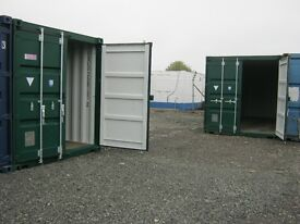 New One Trip 20ft x 8ft Shipping Container's For Sale IN STOCK NOW site storage portable cabin shed