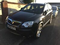 2009/58 VAUXHALL ANTARA SE CDTI TD 5 DOOR AUTOMATIC 4X4 71,000 LEATHER SATNAV BLUETOOTH ETC